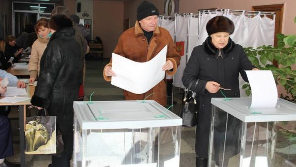 Белорусские наблюдатели нарушений навыборах незафиксировали